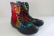 Converse Chuck Taylor All Star Hi Rise Woolrich Women Boot Sneaker Shoe Size 5.5