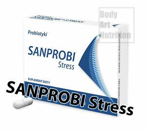 SANPROBI STRESS 20 CAPSULES PROBIOTIC
