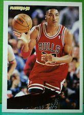 Scottie Pippen card 94-95 Fleer #35