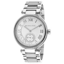 Michael Kors MK5866 Silver Skylar Womens Ladies Watch UK