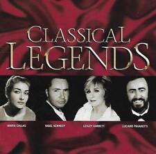 Classical Legends - Various Artists (2002 Double CD Album)