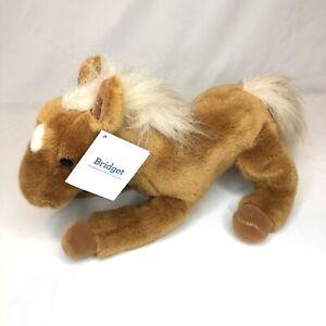 "Wells Fargo Stagecoach Horse Pony Bridget 13"" 2017 Legendary Plush Stuffed Tags"