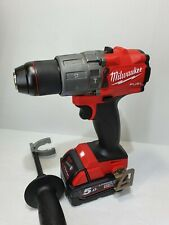Milwaukee M18 18V Cordless Hammer Drill - M18FPD2