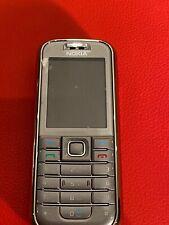 Nokia 6233 - Silver (Unlocked) Mobile Phone