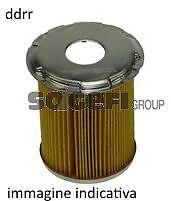 FILTRO GASOLIO CARBURANTE RENAULT CLIO MEGANE SCENIC 1.9 D  (7701204497) C457