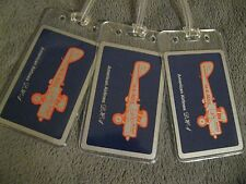 American Airlines DH-4 Airplane US Mail Vintage Playing Card Luggage Tag Tags 3