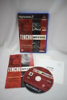 Tenchu 3: Wrath Of Heaven / Boxed & Instructions / Playstation 2 PS2 / PAL