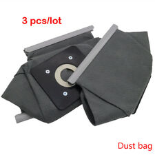 3pcs universal cloth bag reusable vacuum cleaner bags suitable for Philips Hot