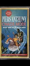 Piers Anthony - Chaos Mode (Book 3 of the Mode Series) - Audio Book MINT 1993
