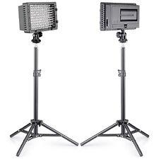 Neewer 2 set Photo Studio CN-216 LED Lighting Kit for Canon Nikon Pentax DSLR