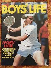 Boys Life Magazine March 1979