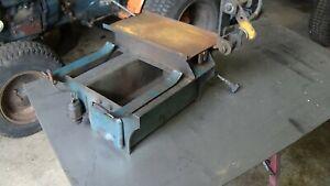 Kubota B6100/ B6001/ B7100/ B7001 batterry tray/ tool box for compact tractor
