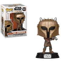 Star Wars: The Mandalorian - The Armorer - Funko Pop! Action Figure. Brand New