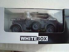 MINIATURE MILITAIRE HORCH 901 1937 WHITEBOX NEUVE EN BOITE GRIS FONCE