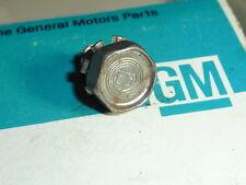 NOS Corvette Bolt Screw Ignition Shield Top Original ELH Rare 63 64 65 66 67
