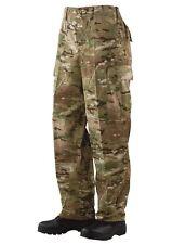 Tru-Spec Multicam NYCO ripstop classic 6 pocket BDU pants Mens L regular NWT