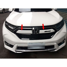 Painted For Honda CR-V CRV 5th Front Grille Cover Trim 2017-2019 NEW ABS
