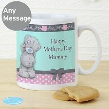 Me to You Personalised Ceramic Pastel Belle Mug With Message - Tatty Teddy
