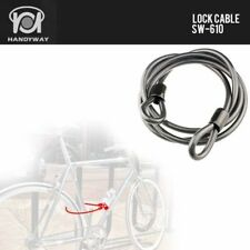 Bicycle Bike Cycling Lock Cable 10x1800mm