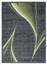 Teppich Kurzflor Hochwertig Bunt 5769-Grau Wei�Ÿ Grün 80 120 140 160 200