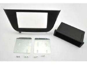 Kit Facade Autoradio compatible avec Iveco Daily - Noir