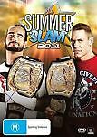 WWE - SummerSlam 2011 (DVD, 2011) NEW AND SEALED Region 4