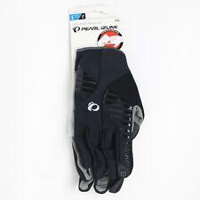 Pearl Izumi Bike Gloves XXL Men Cycling CYCLONE Gel Black Winter Bicycle New