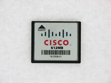 SGCF512HYA4SBM001 CISCO 512MB Compact Flash Card