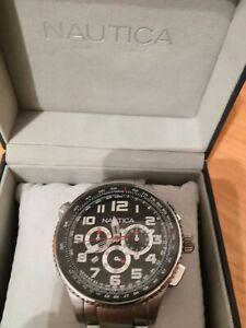 Orologio marca Nautica modello A29523G - Cronografo da uomo