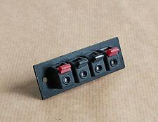 Pièce détachée Amplificateur SCOTT A436.Simple bornier de Speaker.