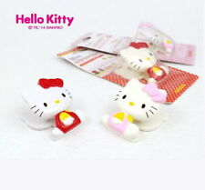Hello Kitty Character Holder Magnet 3 Color Stationery Made in Korea 1pcs A_r