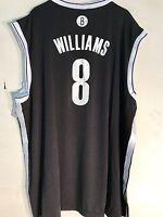 f7cdadde9346 ... NWT Tyler Hansbrough NBA Indiana Pacers Adidas HWC Blue Swingman Jersey  - L