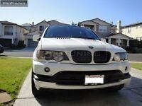 BMW X5 E53/ BODY KIT