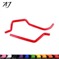 For Yamaha Grizzly 660 YFM660FS 02 03 04 05 Silicone Radiator Hose Red