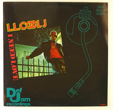 "12"" Maxi - L.L. Cool J - I Need Love - B1740 - washed & cleaned"