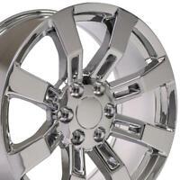 "20"" X8.5 Inch Wheel Rim For GMC Yukon 2010 2011 2012 2013 2014 2015 2016 2017"