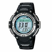 Casio SGW-100-1VEF Digital Sports Compass Thermometer Watch SGW100 Brand NEW