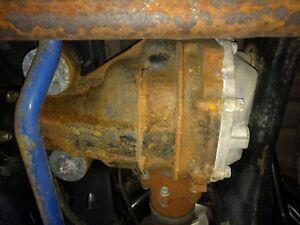 Nissan Elgrand E51 Rear Diff Differantial Assembly 2002-2010 Rear Wheel Drive