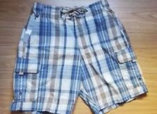 """Marks and Spencer Mid 7 to 13"""" Inseam Cotton Blend Shorts for Men"""