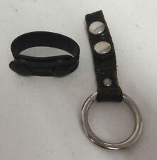 Security Police Baton Ring Holder For Duty Belt