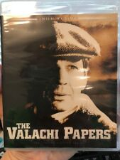 THE VALACHI PAPERS (Blu-Ray) Twilight Time, Charles Bronson, 1 of 3,000 - NEW!