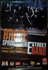 Bruce Springsteen E Street Band 2008 Paris A1 84cm Konzert Plakat Concert Poster