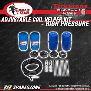 Airbag Man Air Suspension Helper Kit Coil High Pressure for MAZDA 2 DE 3 BK
