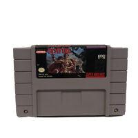 Gemfire Super Nintendo SNES Game Cartridge Only Koei Authentic