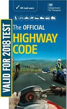 The Official Highway Code 2018 Book DSA Brand New Latest Edition for Theory-HW
