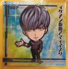 "ONE PUNCH MAN    ""AMAI MASK""       COLLECTIBLE STICKER"