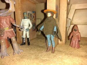 Custom star wars acid rain joe hacks joy toy etc. 3.75 villager figure 1:18
