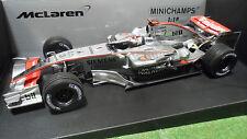 F1 McLAREN MERCEDES MP4-21 RAÏKKÖNEN 2006 #3 au 1/18 MINICHAMPS 530061803 voitur