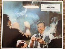 YVES MONTAND PHOTO EXPLOITATION LOBBY CARD CESAR ET ROSALIE poker