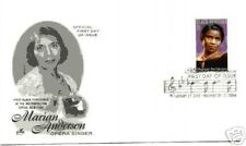 3896 37c Marian Anderson Black Heritage series 2005,  ArtCraft FDC